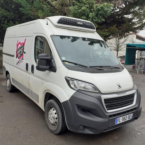 Achat d'un véhicule frigorifique à froid négatif pour les Restos du Val de Marne