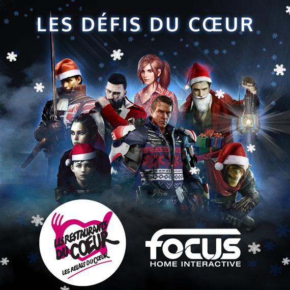 Défi du Coeur Focus  2018/19