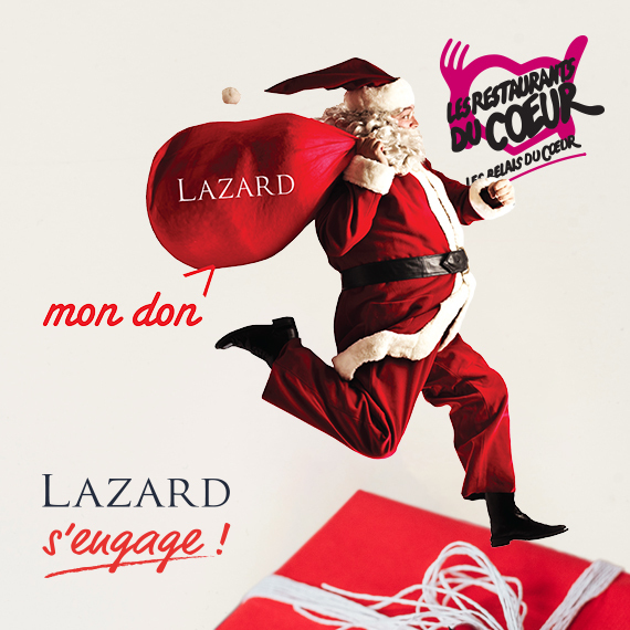 Lazard s'engage
