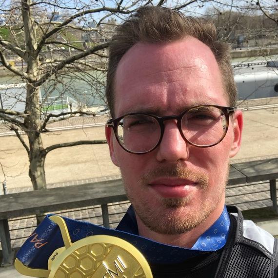 Un marathon solidaire