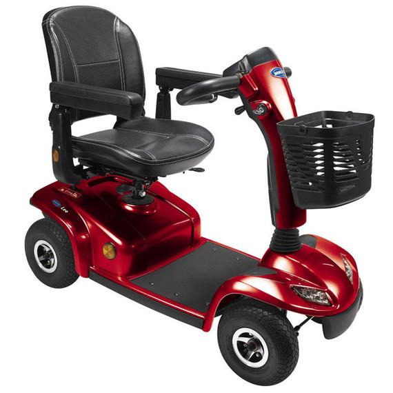Participation achat scooter électrique pour handicapé