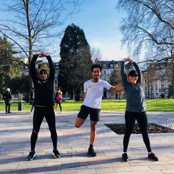 Courir Pour Soutenir - Semi Marathon de Mulhouse