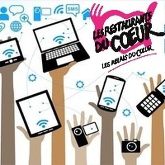 Des outils numériques pour les Jardins Du Coeur de Marseille