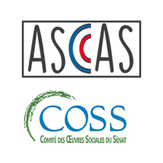 L'ASCAS et le COSS sont solidaires des Restos du Coeur