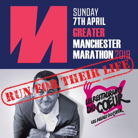 Marathon de Manchester pour les Restos du Coeur