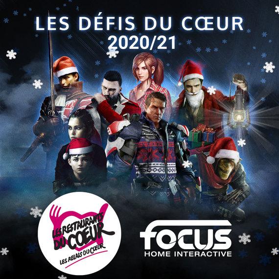Défis du coeur 2020/21 - Focus Home Interactive