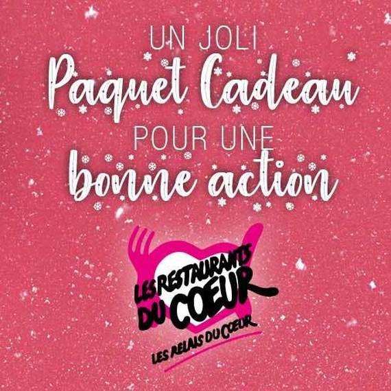 NOËL 2020 - Solidaires avec les Restos du Rhône