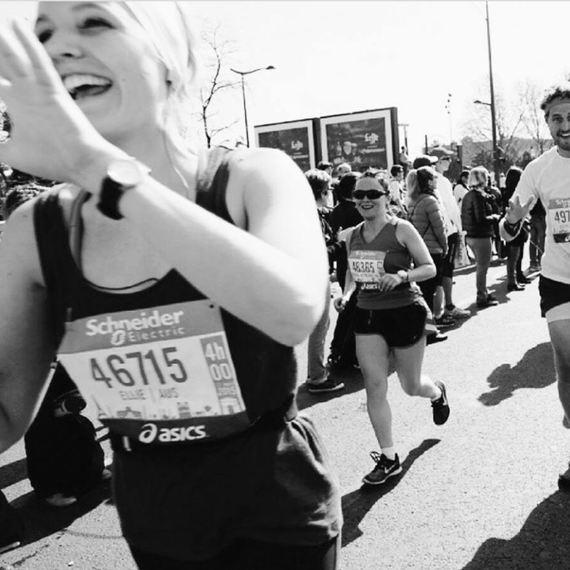 10ème marathon du Coeur