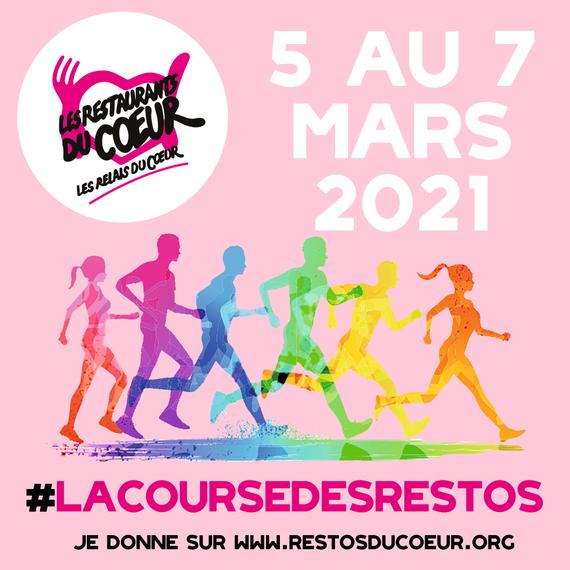 #lacoursedesrestos