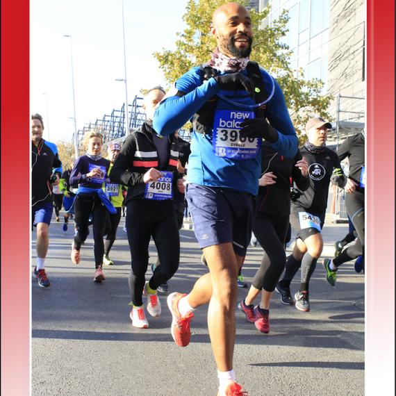 Le Marathon contre la Faim
