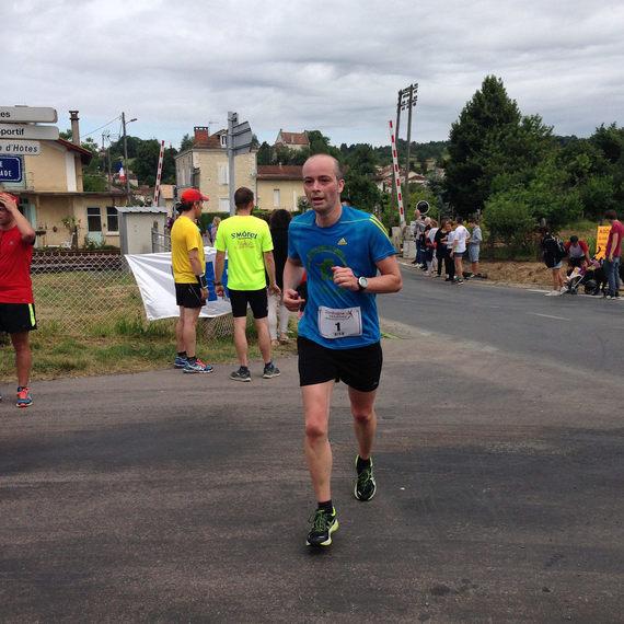 Pour mon premier marathon, je cours pour les autres